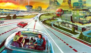 Self-Driving Cars Vision