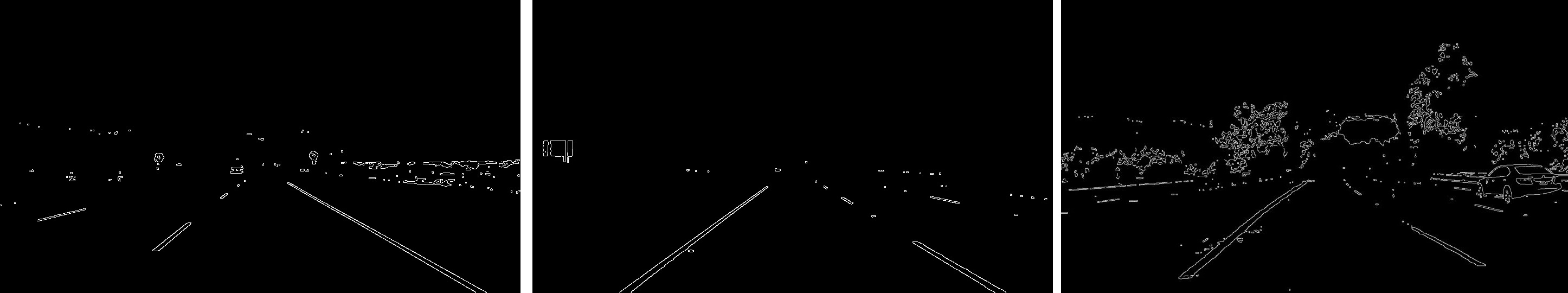First step to stay on track - lane lines detection - ProggBlogg